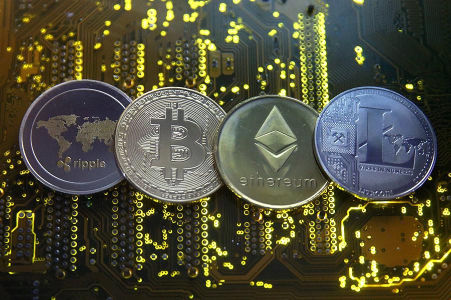 Cryptocurrencies hit all-time peak of $2 trillion